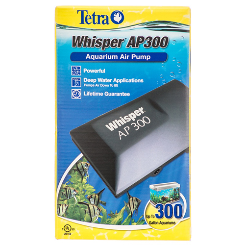 Whisper AP300 Air Pump