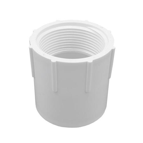 1/2 in. PVC Coupling [Slip x FPT]