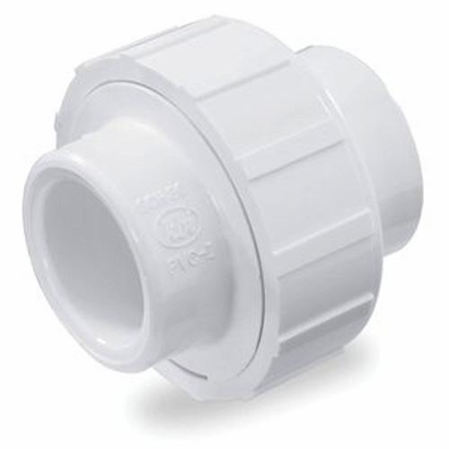 1/2 in. PVC Union [Slip x Slip]