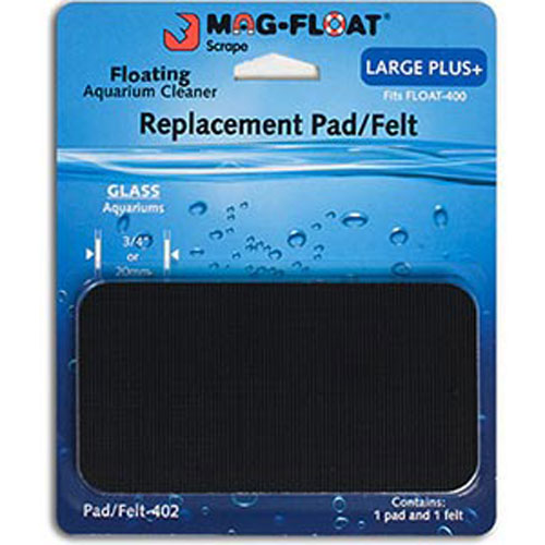 Replacement Cleaning Pad and Felt for Mag-Float 400