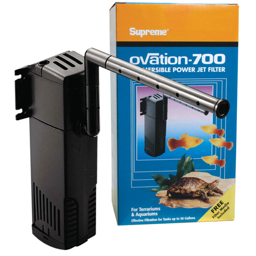 Ovation 700 Submersible Power Jet Filter