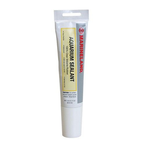 Aquarium Sealant --- 100% Clear Silicone [82.8 mL]