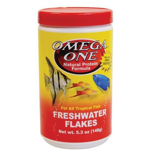 Omega One Freshwater Flake [148g]