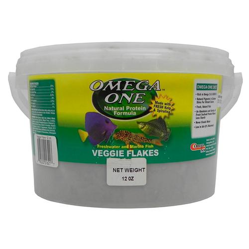 Omega One Veggie Flakes [340 g]