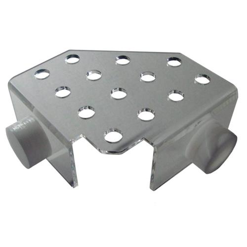 Clear Magnetic Frag Rack [Corner]