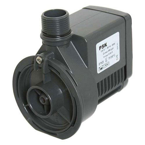 Sicce PSK 1000 Pump w/needle wheel [880 gph]