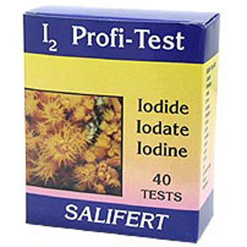 Iodine Test Kit [40 tests]