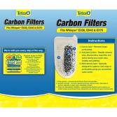 Whisper® EX Carbon Filter Replacement Cartridges - Large [4 pk] 2