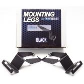 Reef Brite XHO and Tech LED Mounting Legs [Black] 2