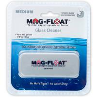 Mag-Float 125 Medium Size Floating Algae Magnet for Glass