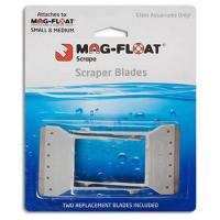 Mag-Float Replacement Scrapers for Mag Float 30 and Mag Float 125 [2 pk]
