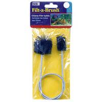 Filt-a-Brush -- Twin Filter Spring Brush