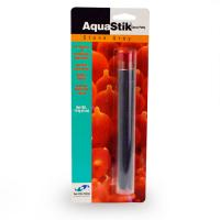 Two Little Fishies Aqua Stick Stone Grey Epoxy [4 oz]