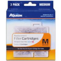 Aqueon Cartridges [Med][3pk]