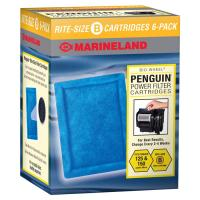 MarineLand Rite Size B - Penguin 110/125/150 Filter Cartridges [6 pk]