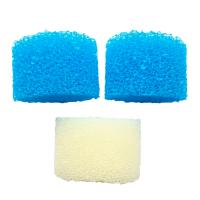 Sicce Shark Sponges [2 Blue & 1 White]