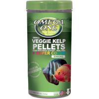 Omega One Sinking Veggie Kelp Pellets - 2mm Small Size [226 g]