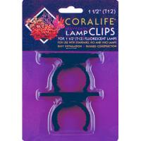 "Heavy Duty 1 1/2"" [T-12] Lamp Clips"