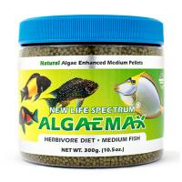 New Life AlgaeMAX Medium Sinking 2mm-2.5mm Pellet [300 g]