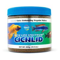 New Life Cichlid Regular Sinking 1mm-1.5mm Pellet [300 g]