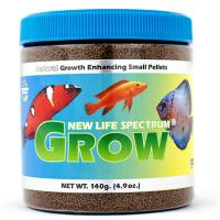 New Life GROW Small Sinking 0.5mm-0.75mm Pellet [140 g]