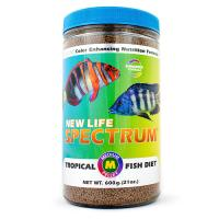 New Life Spectrum Medium Sinking 2mm-2.5mm Pellet [600 g]