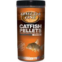 Omega One Sinking Catfish Pellets [231g]