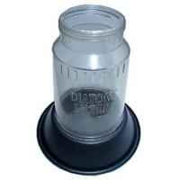 Plastic Jar & Base for D1