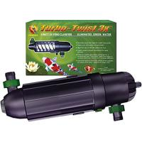Pond Turbo-Twist 3x: 9 watts, treats up to 2,000 gallons of pond water