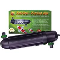 Pond Turbo-Twist 6x: 18 watts, treats up to 4,400 gallons of pond water