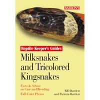 Milksnakes and Tricolored King Snake