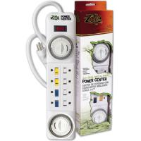 Power Center Analog Timer Dual
