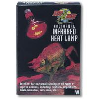 250 Watt Nocturnal (Red) Infrared Heat Lamp