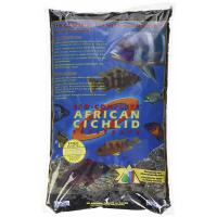 CaribSea Eco-Complete African Cichlid Zack Black [40 lbs]