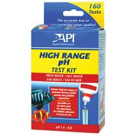 API pH Test Kit - High Range [For Both Freshwater & Saltwater Use]