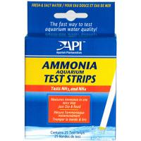 API Ammonia Test Strips [ 25 tests ]