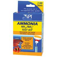 API Ammonia Test Kit [130 tests for Fresh or Saltwater Use]
