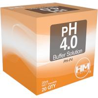 HM Digital pH 4.0 Buffer Solution [20 pk]