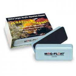 Mag Float 510 X-Large Size Floating Algae Magnet for Acrylic up to 1 1/4 in. 3