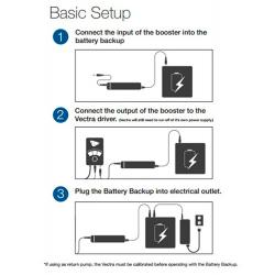 Vectra Battery Backup Booster 3