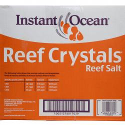 Reef Crystals Reef Salt - Box [200 gal mix] 2