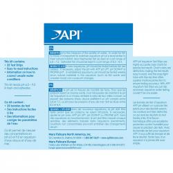 API pH Aquarium Test Strips [25 tests] 3