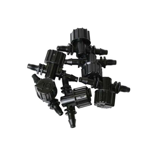 "Micro ""Air\"" Valve [Barb X Thread] - 6 pk"