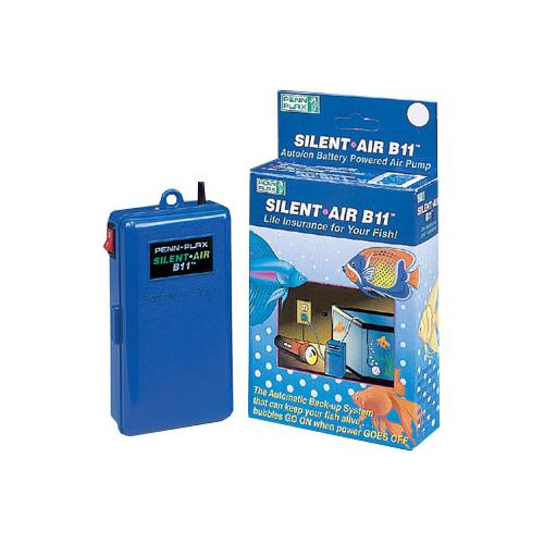 Silent Air - AUTO/ON Battery Operated Air Pump
