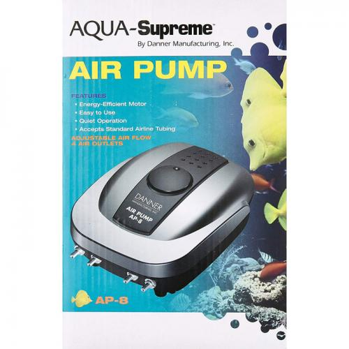 Aqua-Supreme Air-Pump AP-8 2