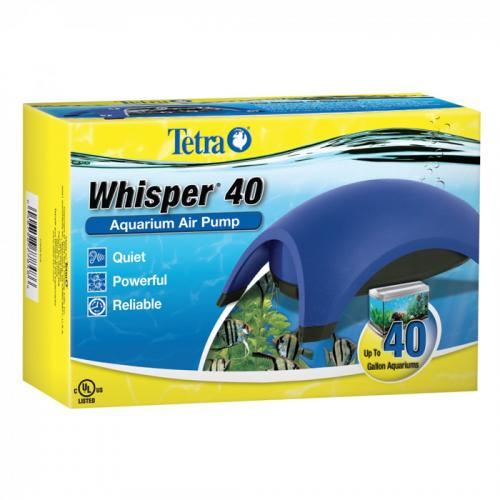 Tetra Whisper 40 Air Pump 1