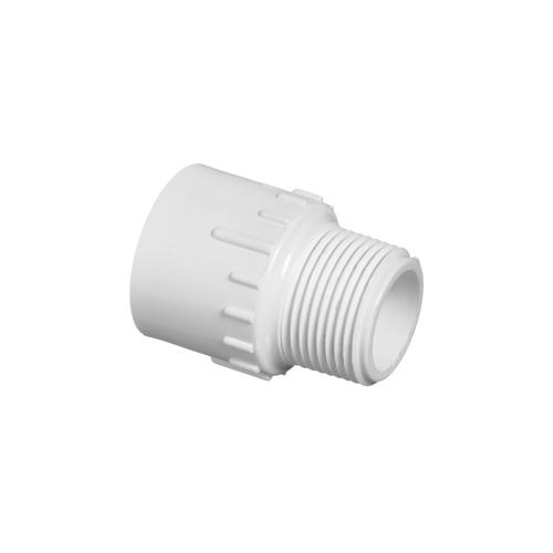 1 in.PVC Coupling [Slip x MPT]