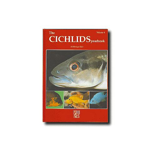 Konings Cichlids Yearbook Vol #4