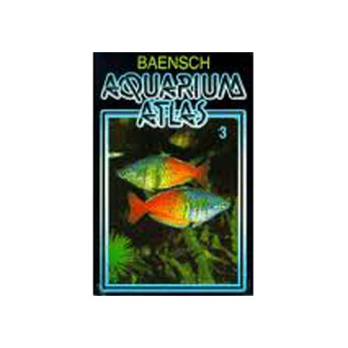 Mergus/Baensch Aquarium Atlas 3 [Hardcover]