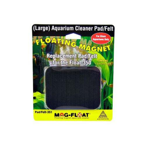 Replacement Cleaning Pad and Felt for Mag Float 350